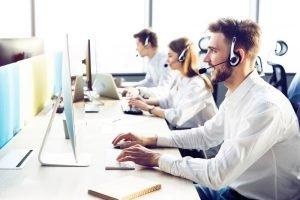 support client telephonique